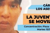 [Chaco] La juventud está en peligro: Justicia por Josué Lago