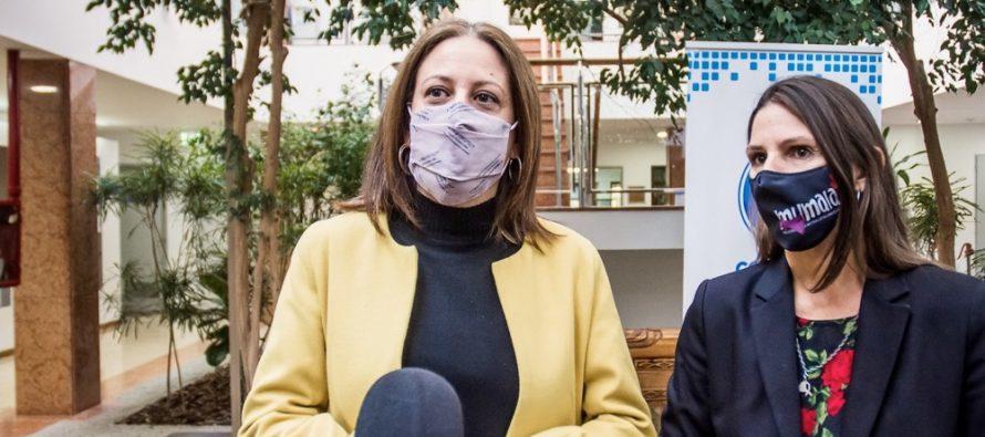 [Neuquén] Mercedes Lamarca propone programa de seguridad alimentaria.