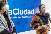 """[Neuquén] Mercedes Lamarca: """"Trabajamos en los barrios contra la violencia de género"""""""