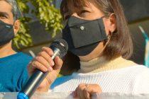 """[Chaco] Patricia Lezcano: """"La ministra de Seguridad no protege a las mujeres""""."""