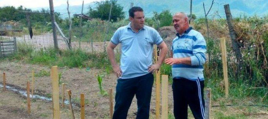 [San Luis] Impulsan un banco de tierras como solución al déficit habitacional.