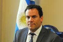 [San Luis] Con el acompañamiento de Enrique Ponce, Mansilla anunció su candidatura a diputado nacional.