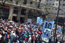 Barrios de Pie se movilizará ante recortes en programas de empleo