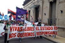 [Corrientes] #NiUnaMenos volvió a hacerse escuchar