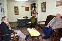 [Tucumán] Masso y el Obispo Rossi hablaron sobre pobreza y adicciones
