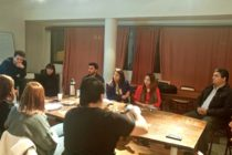 [Plaza Huincul] Matzkin acompaña el trabajo de microemprendedores