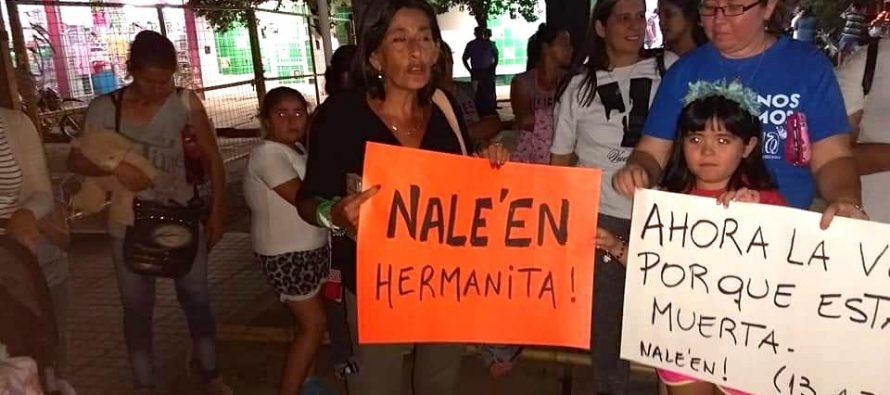 """[Chaco] Mumalá: """"El Estado debe hacerse cargo de la muerte de niñas y mujeres"""""""