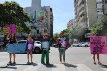 [Vicente López] Difundiendo y convocando al Paro Internacional de Mujeres