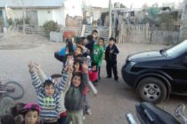[Neuquén] Barrios de Pie festeja el Día del Niño en los barrios más humildes de Neuquén