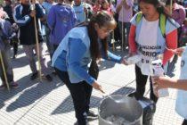 [Salta] Barrios de Pie concientiza sobre la ley de emergencia social