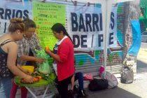 [San Martín] Por la Emergencia Alimentaria