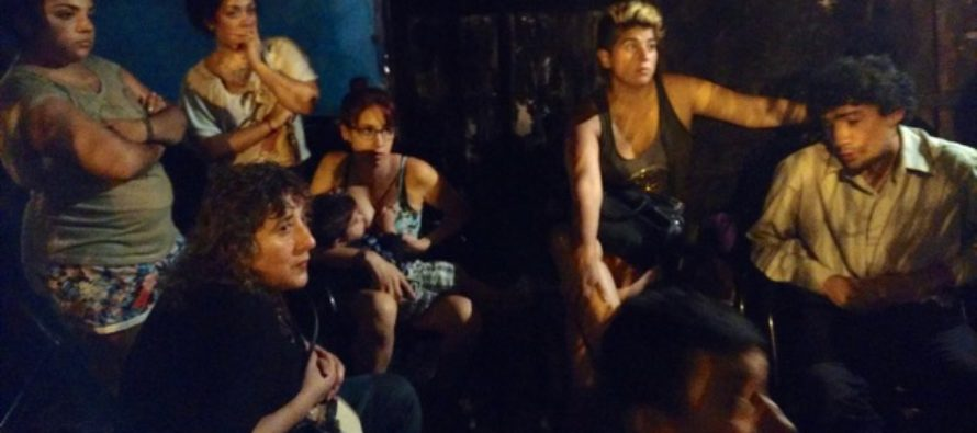 [San Fernando] Servetto se reunió con madres de escuela primaria