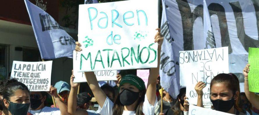 #EmergenciaNiUnaMenos. Nueva presentación de Mumlalá.