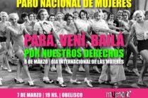 [Lomas de Zamora] Conferencia de prensa por el 8 de Marzo