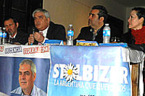 """[Corrientes] """"Progresistas"""" destacan el compromiso de Stolbizer"""