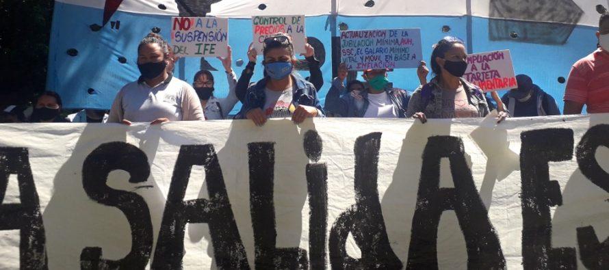 Barrios de Pie movilizará por recortes al programa Potenciar Trabajo.
