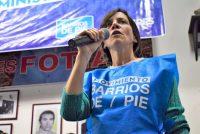 Barrios de Pie movilizará por el aumento del Salario Mínimo, Vital y Móvil.