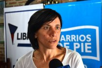 """Silvia Saravia: """"Si Stanley no da una respuesta concreta, este jueves acamparemos"""""""