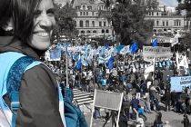 La Justicia confirmó a Silvia Saravia como la representante nacional de Barrios de Pie