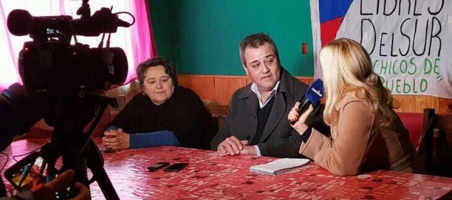 [Zarate] Mientras Macri se burle pidiendo
