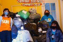 [Córdoba] Jóvenes realizarán entrega de abrigos en distintos puntos de la ciudad.