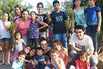 [Chaco] Sur y Barrios de Pie realizaron una jornada solidaria