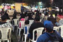 """[Chaco] """"Vamos Con Vos"""" inauguró local en Presidencia de La Plaza y realizó un acto en Sáenz Peña"""