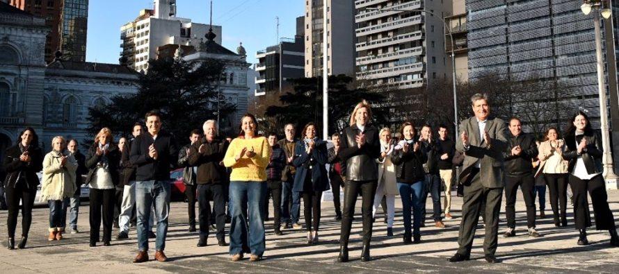 """[La Plata] Se oficializaron las listas del Frente """"Vamos Con vos""""."""