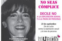 23.9 Día de lucha contra la Explotación Sexual y la Trata de personas